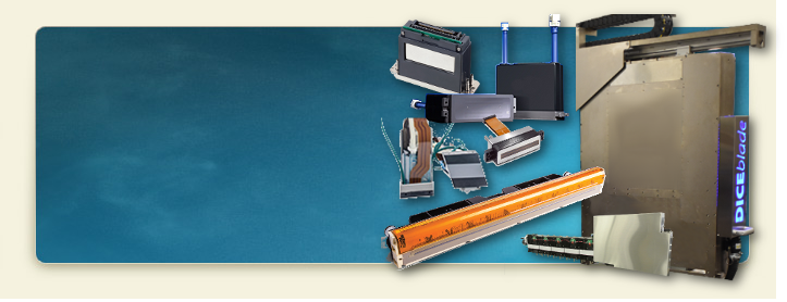 Components for Inkjet Ingegrators